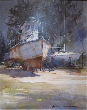 Dry Dock, 2018