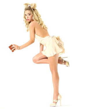 07025 Ashley Olsen Pin Up Color, 2007