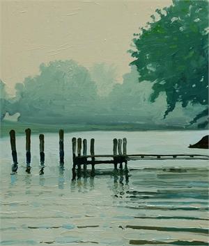 Foggy July