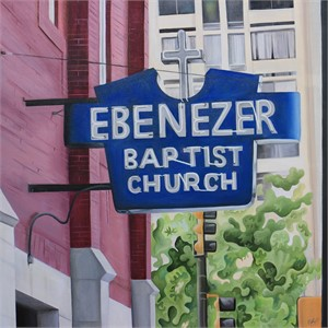 Ebenezer Baptist Church (1/2), 2018