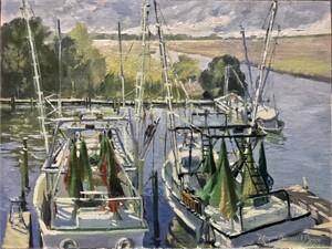 Fishing Trawlers, 2019