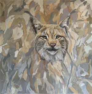 Bobcat Vision by Nancy Bass