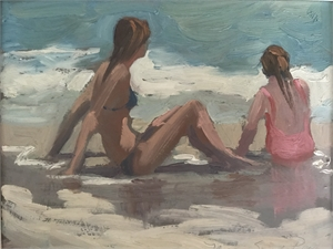A Day at the Beach, 2019