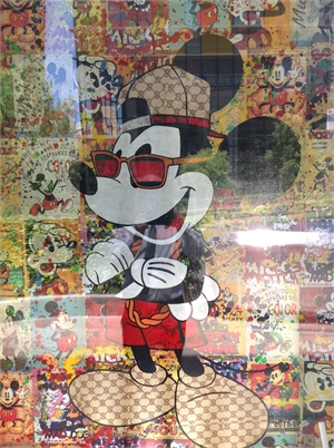 """""""Gucci Mickey Mouse"""", 2019"""