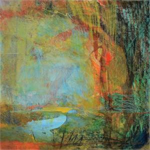 Head & Heart 15 by Kim McAninch