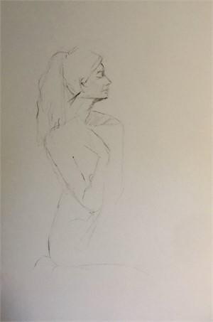 Studio Drawings 2, 2018