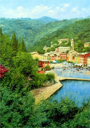SUMMER IN PORTOFINO