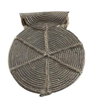 Bronze Ornament Ashanti-Ghana, c.1880