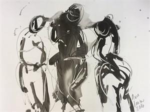 Figure Drawing #28, 2018