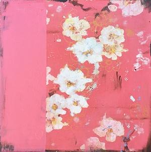Pagoda Pink I, 2020