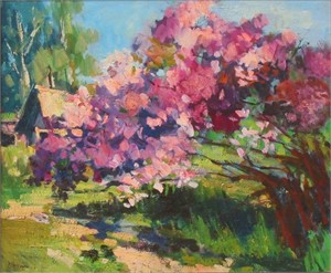 SPRING DAY, LILACS