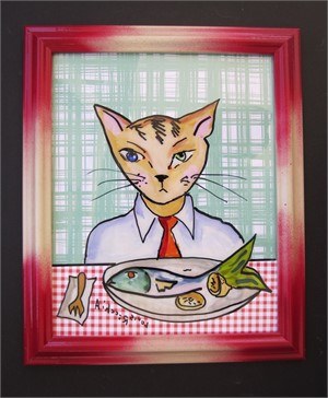 Fish Platter, 2018