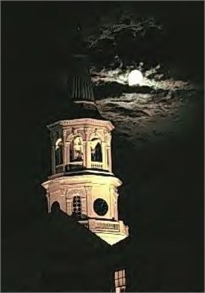 St. Michael's and the Moon