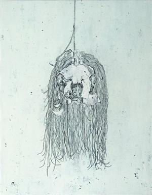 Taino Portrait III, 2011