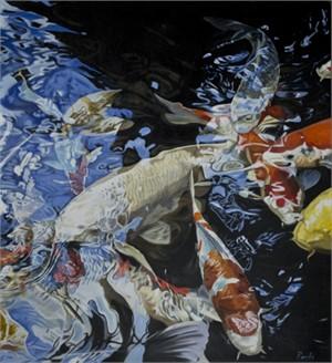 Koi Fish II, 2006