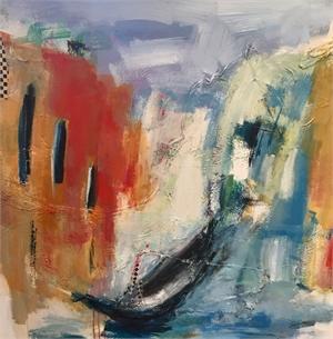 Venice Abstract I