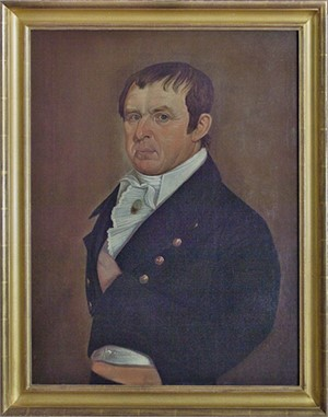 Portrait of David Kimball (1766-1848), c.1799