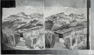 Stereoscopic Landscape