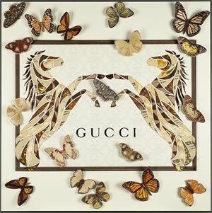Gucci Double Bronco, 2019
