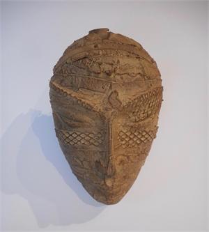 Colossal Mask, 2019
