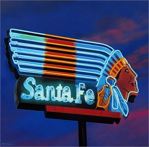 Santa Fe Neon, 2019