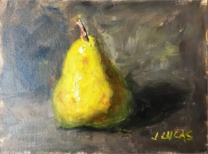 Pear by Janet Lucas Beck