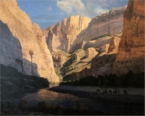 Boquillas Canyon,  c. 2005