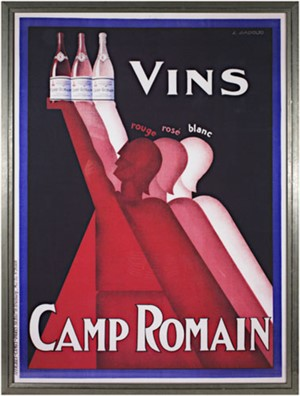 Vins - Camp Romain, 2006