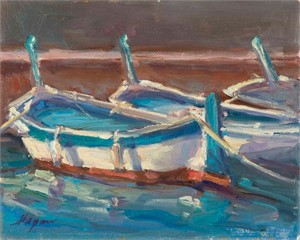 Dinghies South of France