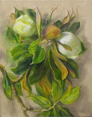 Untitled (Magnolia), c. 1930