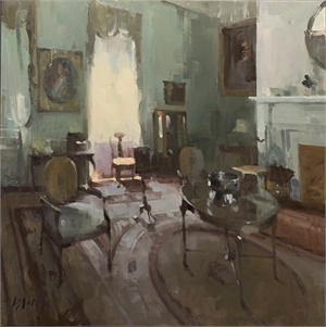 Biltmore Parlor by Larry Moore