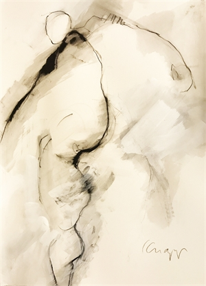 Untitled Figure, 2017