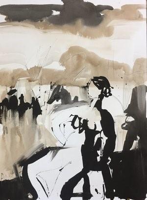 Figure Drawing #23, 2018