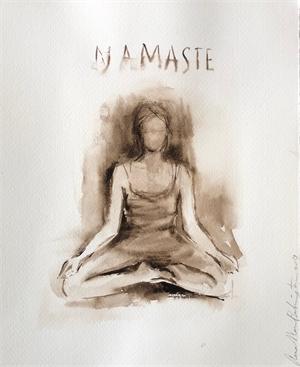 Namaste, 2019
