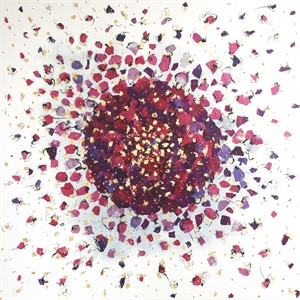 Hibiscus Tea Series: Lotus , 2017