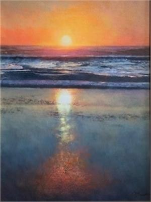 Sunset Reflections, 2020