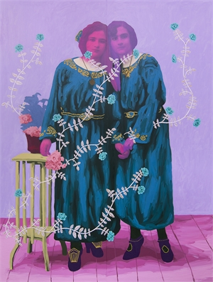 Untitled (صورت وأنا سني ١٤ سنة       محمد) by Daisy Patton