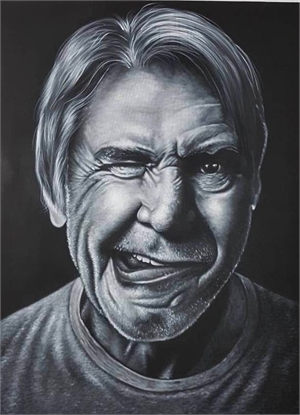 """""""Celebrity Series"""" Harrison Ford, 2017"""