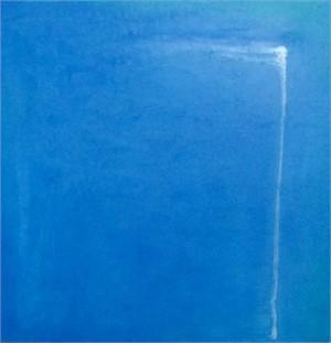 Meditation on Blue No. 2
