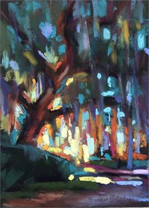 Live Oak by Susan Mayfield