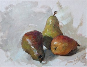 Pears III, 2017