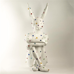 Ruby Rabbit (Large), 2020