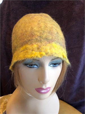 """Golden Cap Wool Silk """"S"""""""