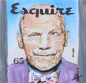 Esquire - John Malkovich