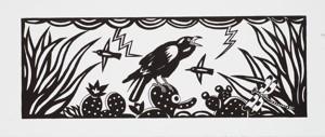 Raven (3/10), 2017