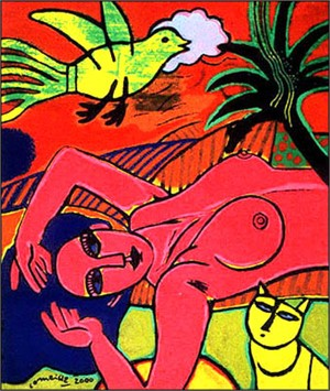 CFb6 Les Femmes de la Bible, 2000