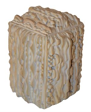 Untitled Cube (white), c. 1966