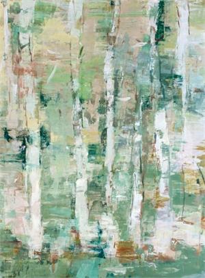 White Trees 1, 2019