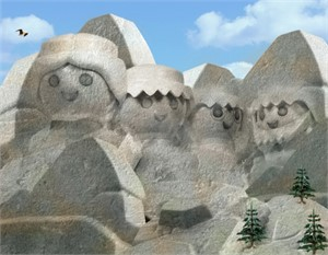 Mount Rushmore, 2016