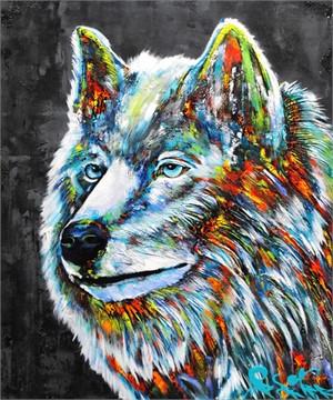 Wolf - DS 177010, 2018